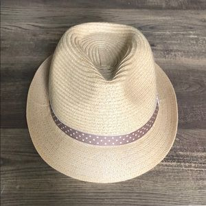 NWT straw hat